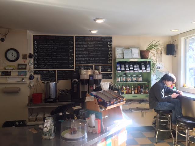 Ohno Café, Portland ME 2016