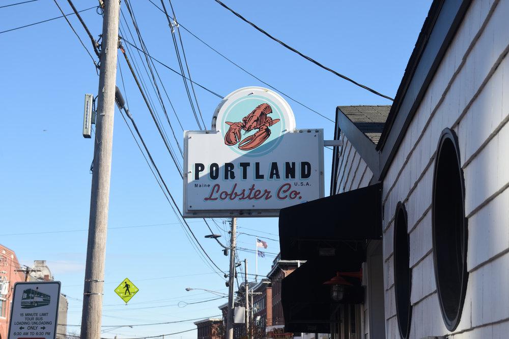 Commercial St, Portland ME 2016