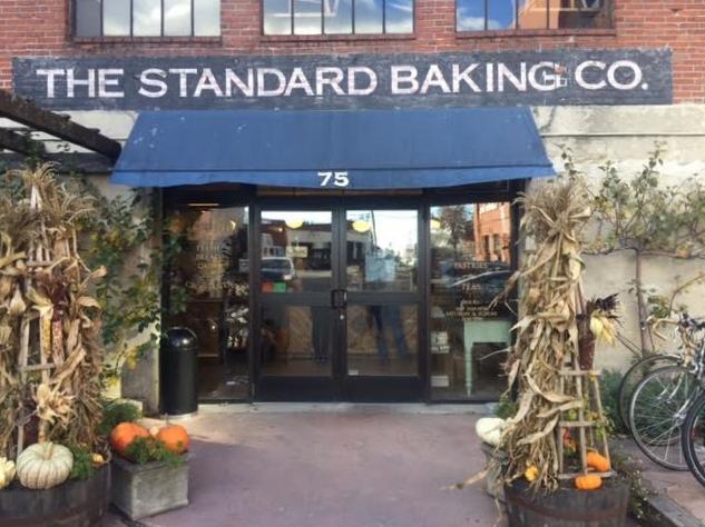 The Standard Baking Co, Portland ME 2016