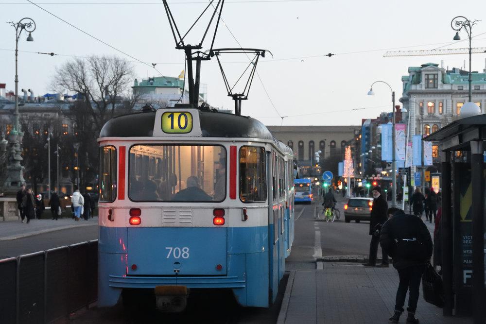 Kungsportsavenyn, Gothenburg 2016