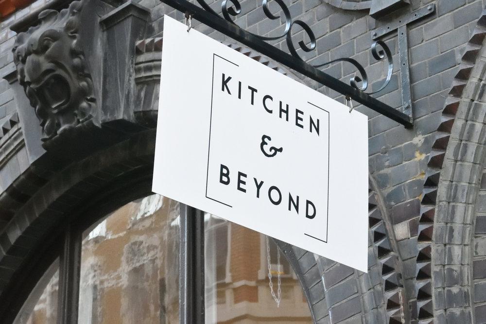 Kitchen & Beyond, Gothenburg 2016