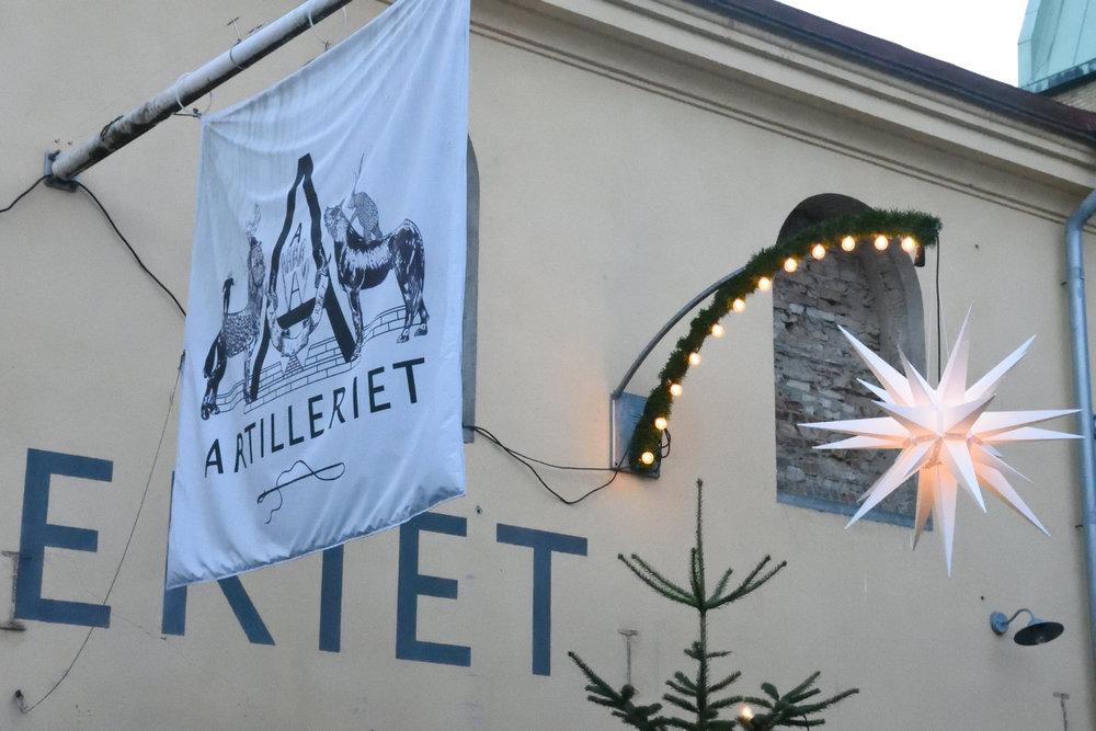 Artile  riet, Gothenburg 2016