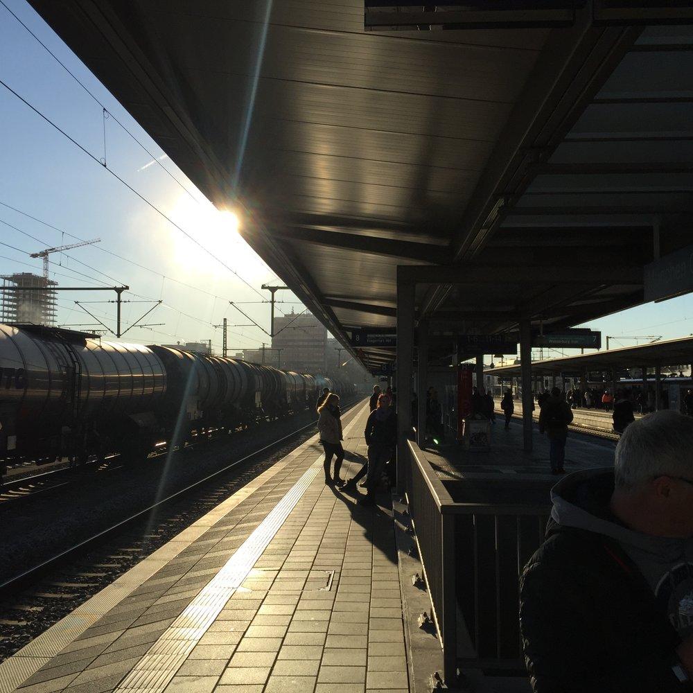 Munich Ostbahnhof, 2016