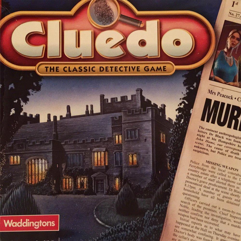 Classic Cluedo
