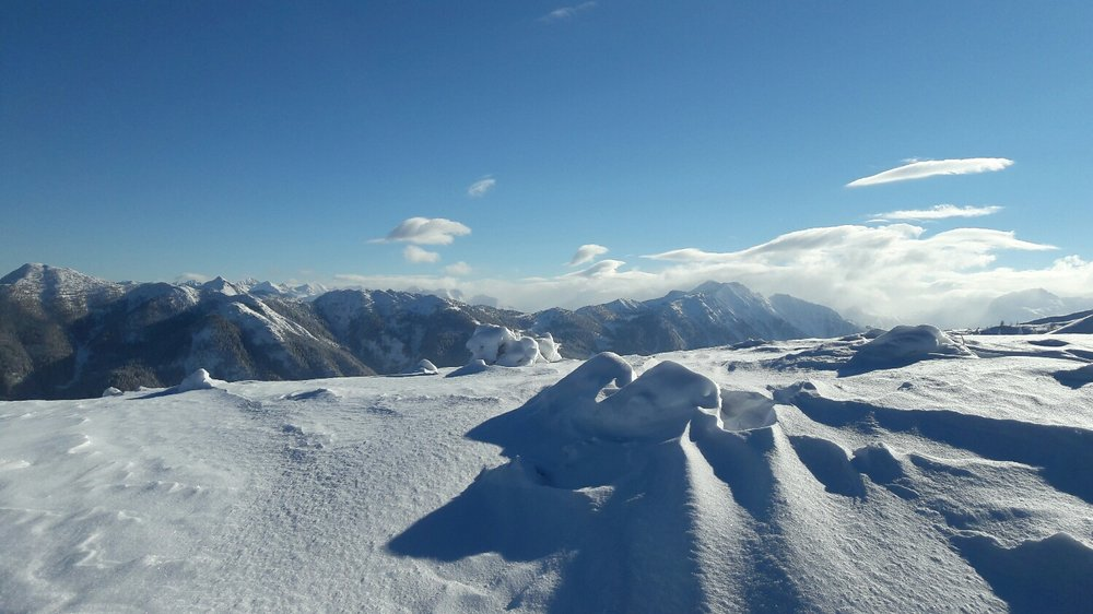 Flachau Wagrain ski area, 2017