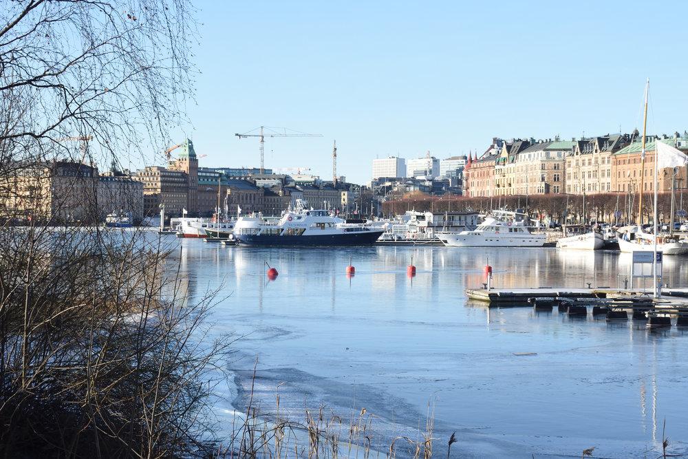 Djurgården, Stockholm 2017