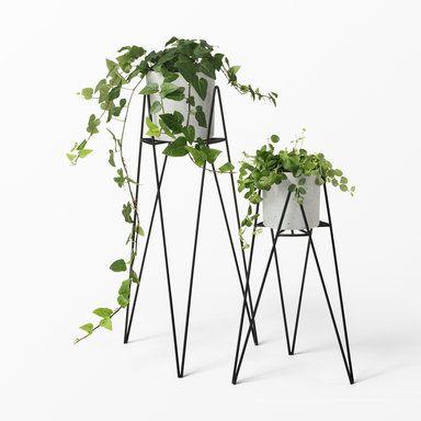 8) Flower Pot Holders from  Åhlens