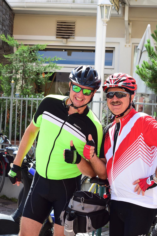 Bojan & Herbert, Schladming July 2016