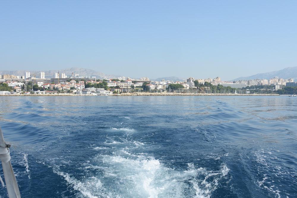 Dalmatien, Split