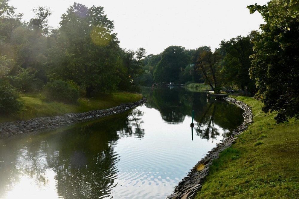 Djurgården, Stockholm, August 2017