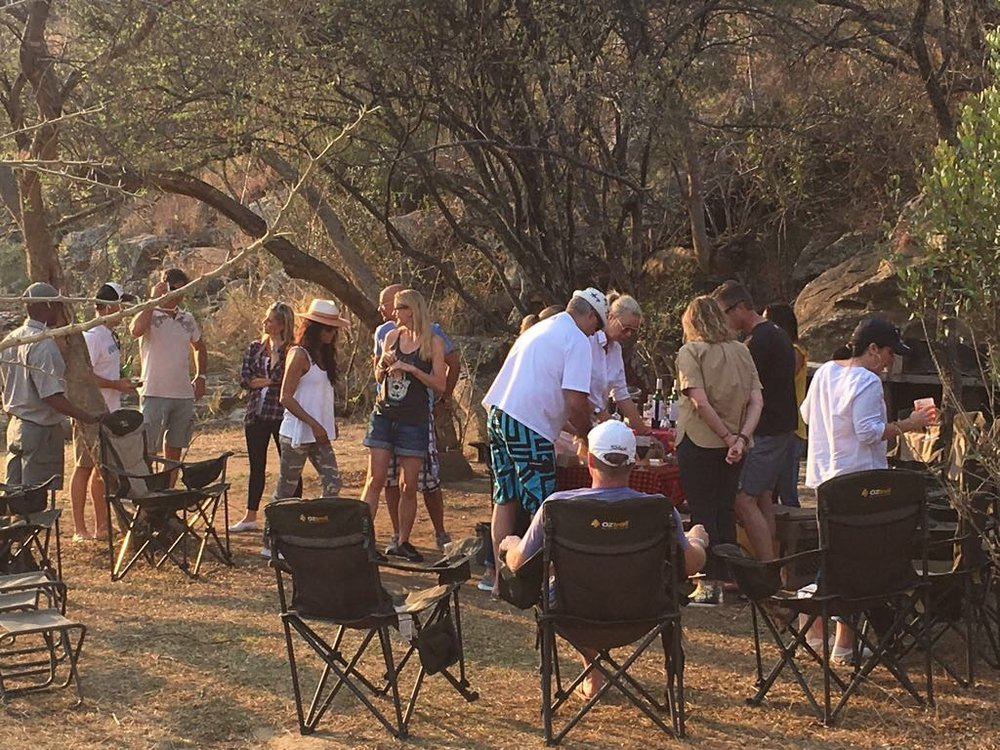 All friends again, Nambiti Game Reserve, South Africa, September 2017