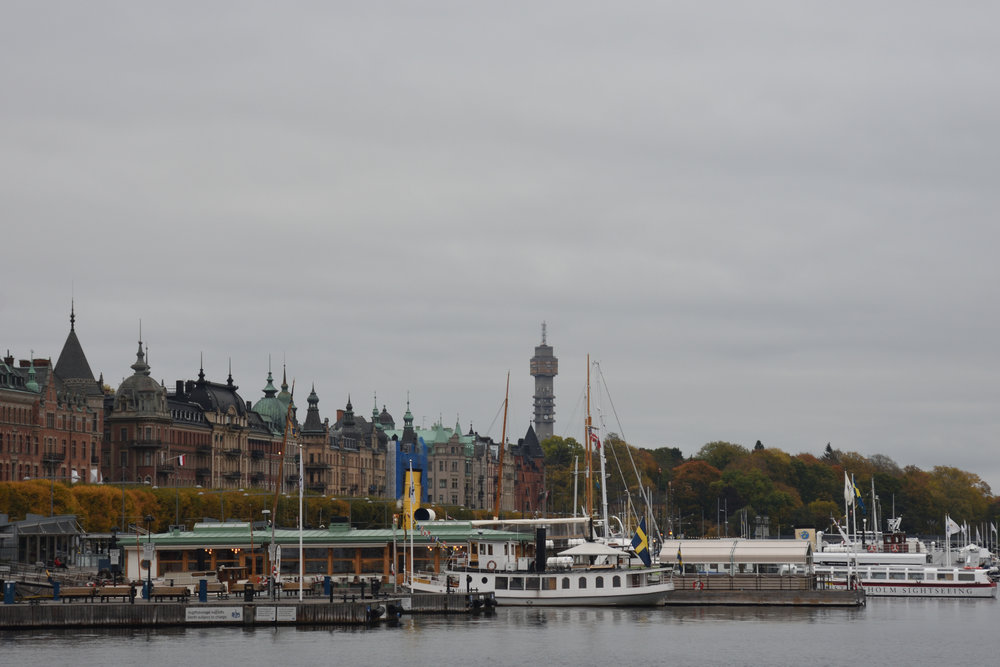 Stockholm, Sweden, September 2017