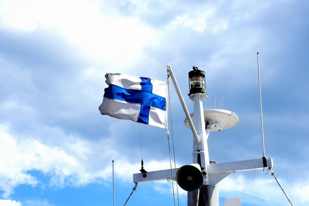 Helsingfors, Finland, May 2016