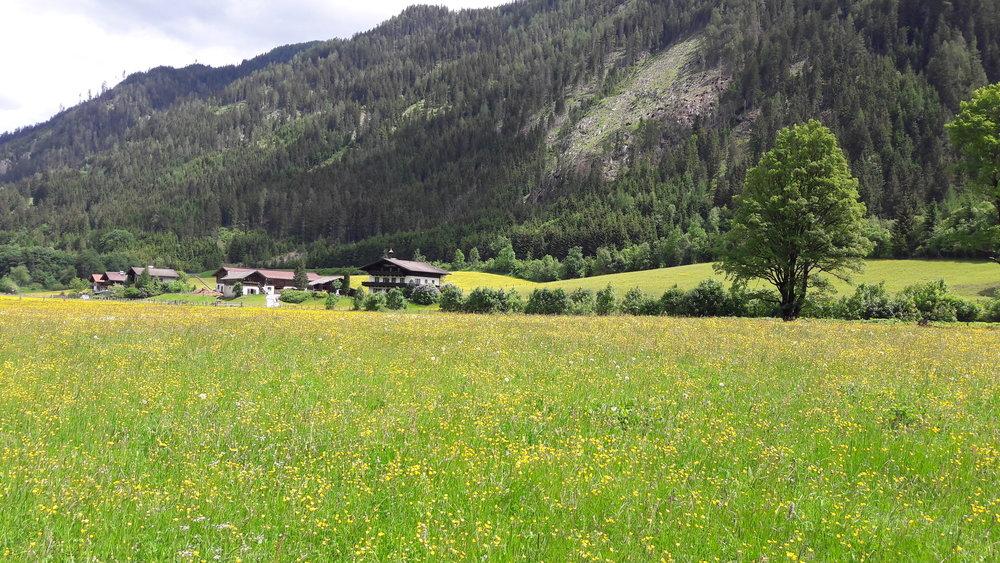 Untertauern, Austria May 2018