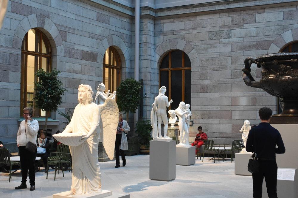 National Museum, Stockholm, Sweden