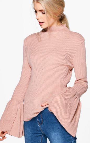 Boohoo Bell Sweater.JPG