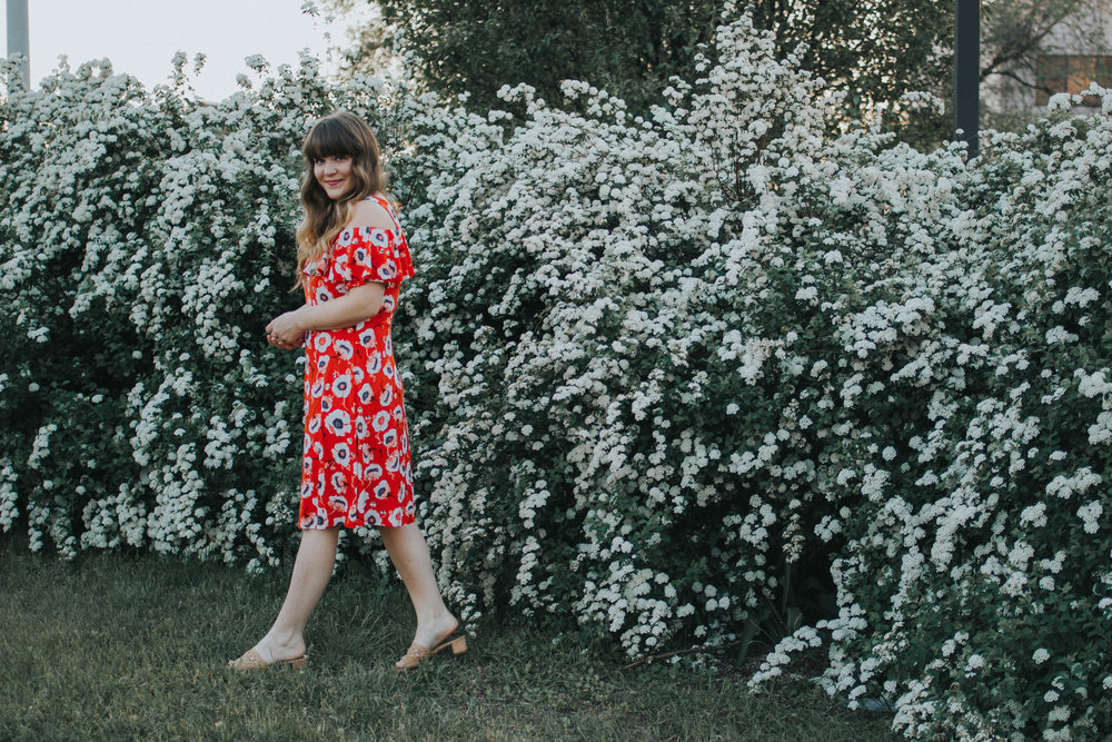 647f96a1a338 Wedding Guest Style with Zappos + Adrianna Papell — Selective Potential