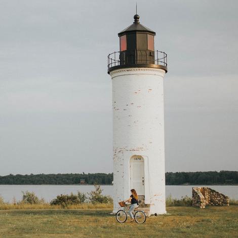 Beaver Island Harbor Light