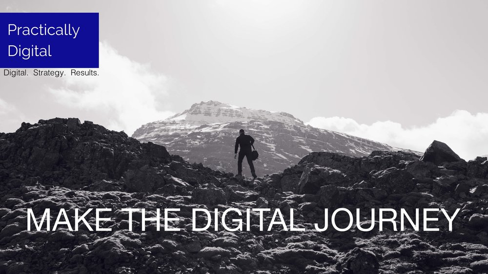 Not sure where to start your digital transformation?  Download our Practical Guide to the Transformation Journey, helping begin the digital conversation in your business.