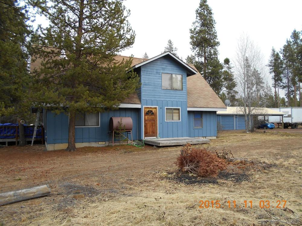 La Pine Home For Sale Liberty Road Real Estate Lakes