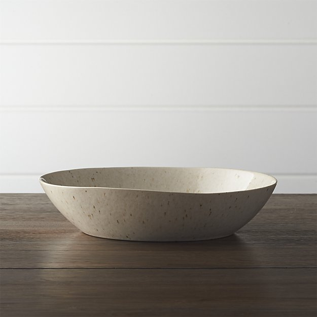 The  Wilder Low Bowl  is a nice larger bowl that would be perfect for stews, risotto and pasta dishes.