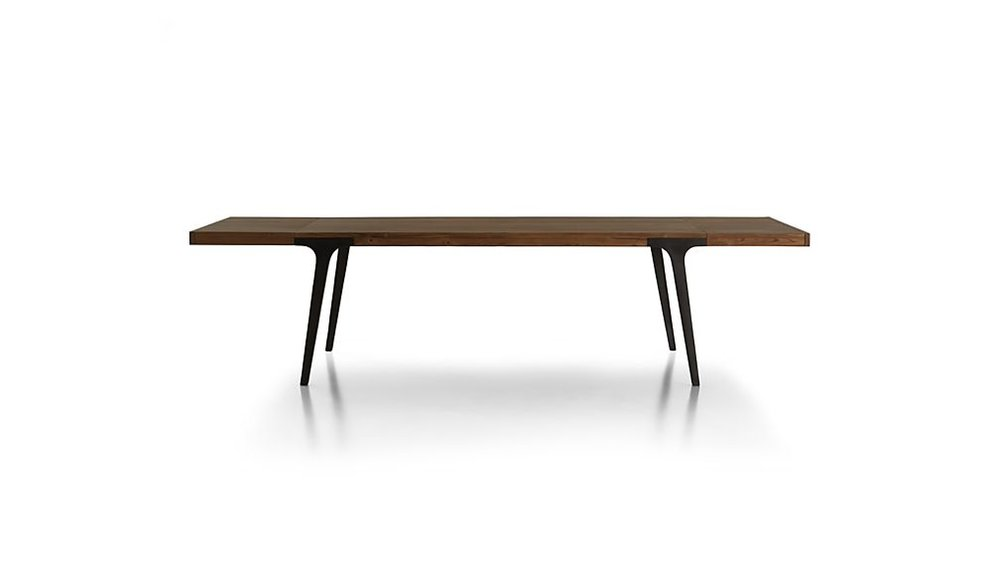Lakin Recycled Teak Dining Table Is Just Lovely In Person. The Combination  Of The Recycled