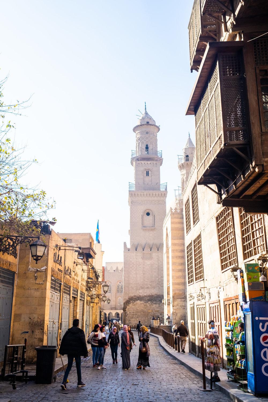 In Cairo