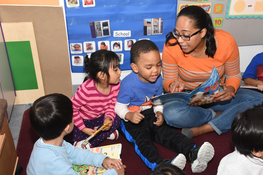 Special Education Preschool   Individualized instruction for children ages three to five who have significant delays in one or more areas of development.