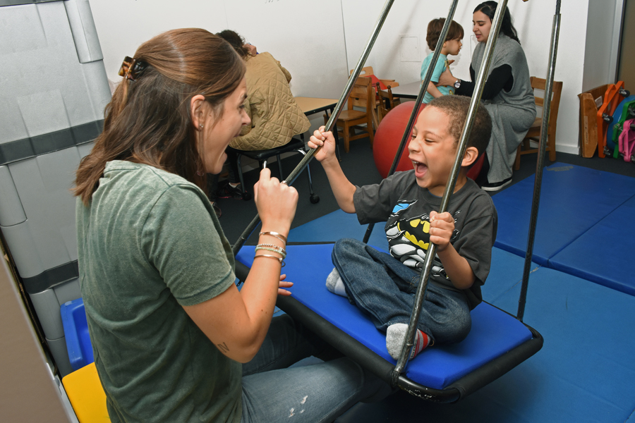 Related Therapy Services    Including Physical Therapy, Occupational Therapy, Speech Therapy, and Counseling, both individually and in group settings.