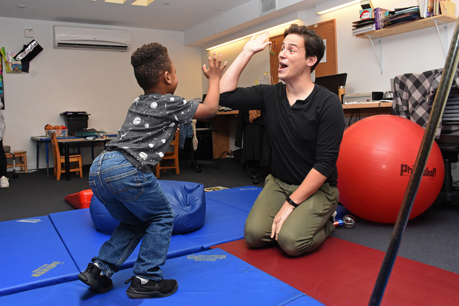 Occupational Therapy at KCC Manhattan