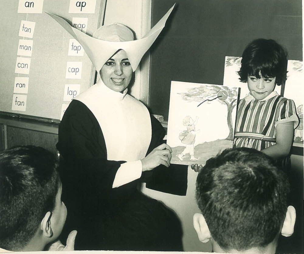 In the Classroom c. 1968
