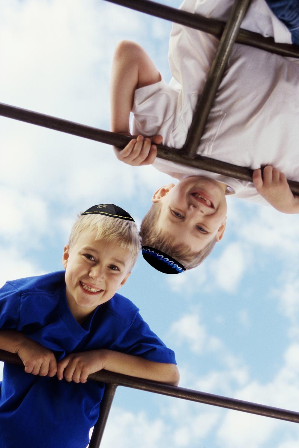 boys climb monkey bars sky frummed 79079933.jpg