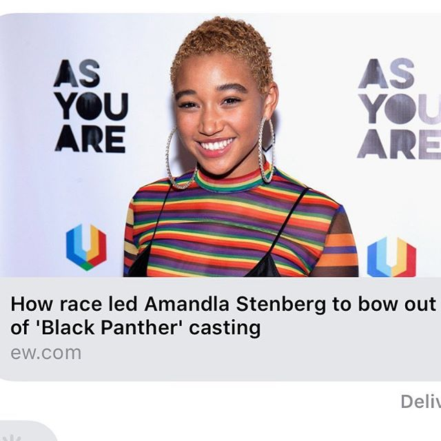 Nice choice of photos @entertainmentweekly!  Good read for y'all. ❤️❤️❤️ @amandlastenberg