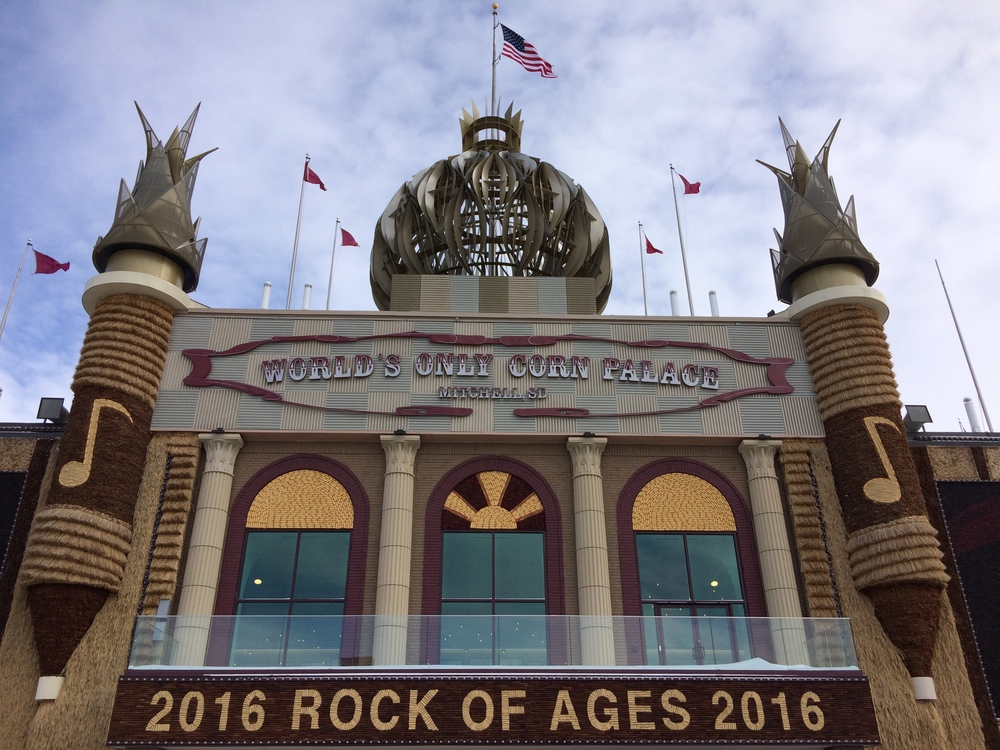 Mithcell Corn Palace