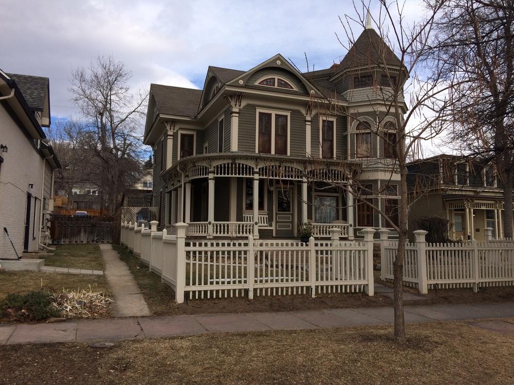 Mork & Mindy Haus
