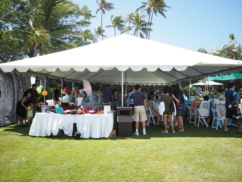 Happy 1st Birthday Brayden HNL Photobooth Co Honolulu Hawaii