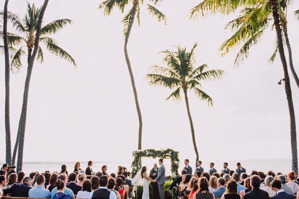 sunset on the beach lanikuhonua venue hawaii wedding planner cost on oahu honolulu to see reviews from events