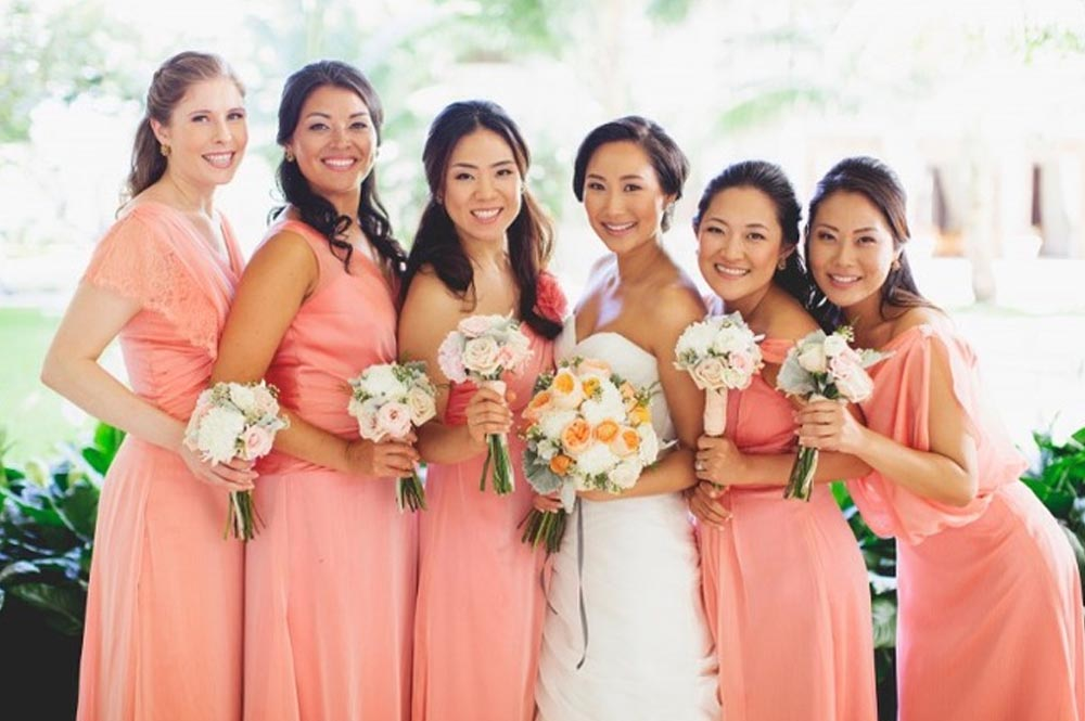 bride with friends hawaii hair and makeup cost on oahu honolulu to see reviews from events