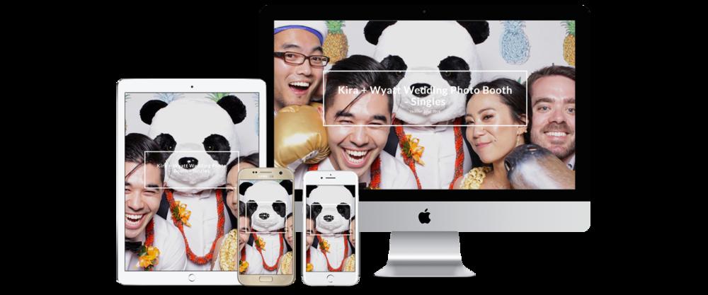 HD Download Gallery for photo booth prints honolulu oahu maui kauai big island hawaii.png