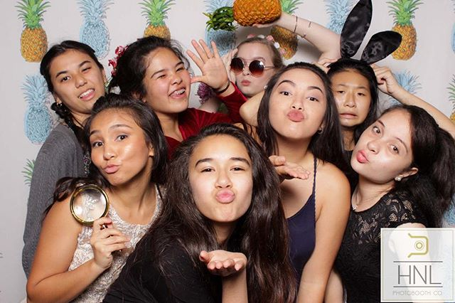 """A friend is one of the nicest things you can have and one of the best things you can be.""⠀⠀ ⠀⠀ Backdrop: HNL Sky Pineapples⠀⠀ ⠀⠀ #HILife #HNLPhotoboothco #HNL #ModernPhotobooths #Hawaiiphotobooth #Oahuphotobooth #hawaiiwedding #oahuwedding #oahuweddingplanner #partyphotography"