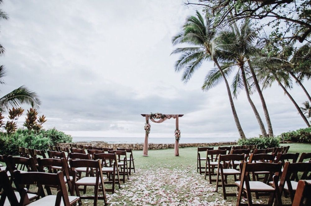 Ceremony isle beachside hawaii wedding planner cost on oahu honolulu to see reviews from events