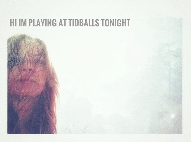 And so are the rest of us, along with @leahblevinsmusic and @8trackmike. 9pm $6. 🌖#comeon #itllbefun