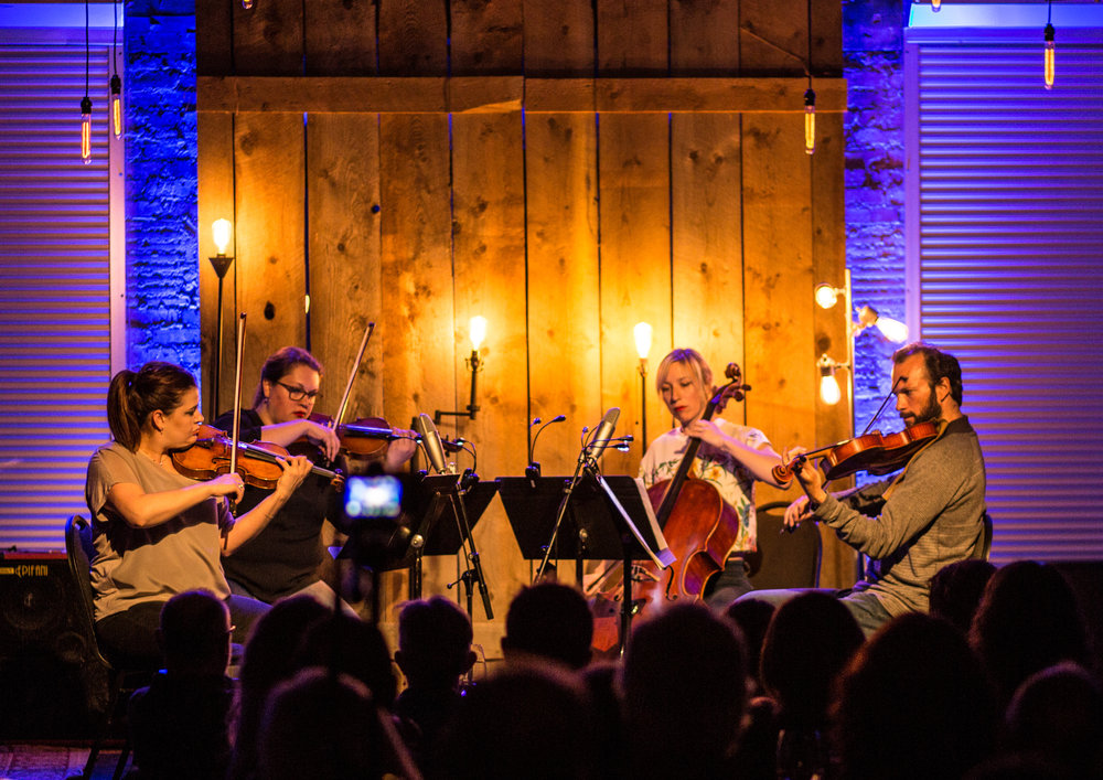 Classical Unbound Festival with Ironwood Quartet