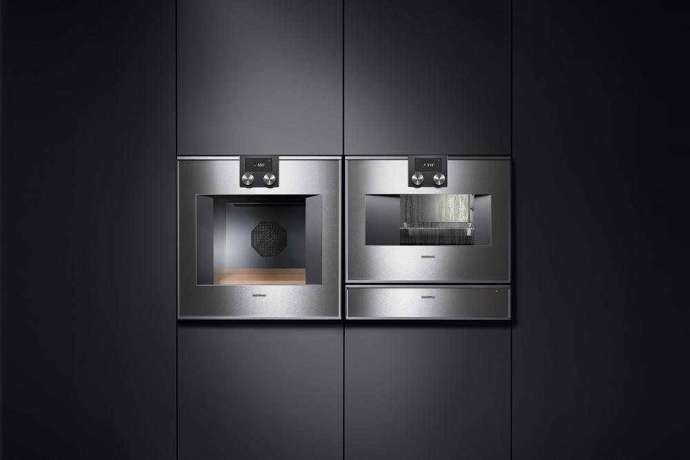 Gaggenau Appliances Calgary Alberta — KÜCHEN
