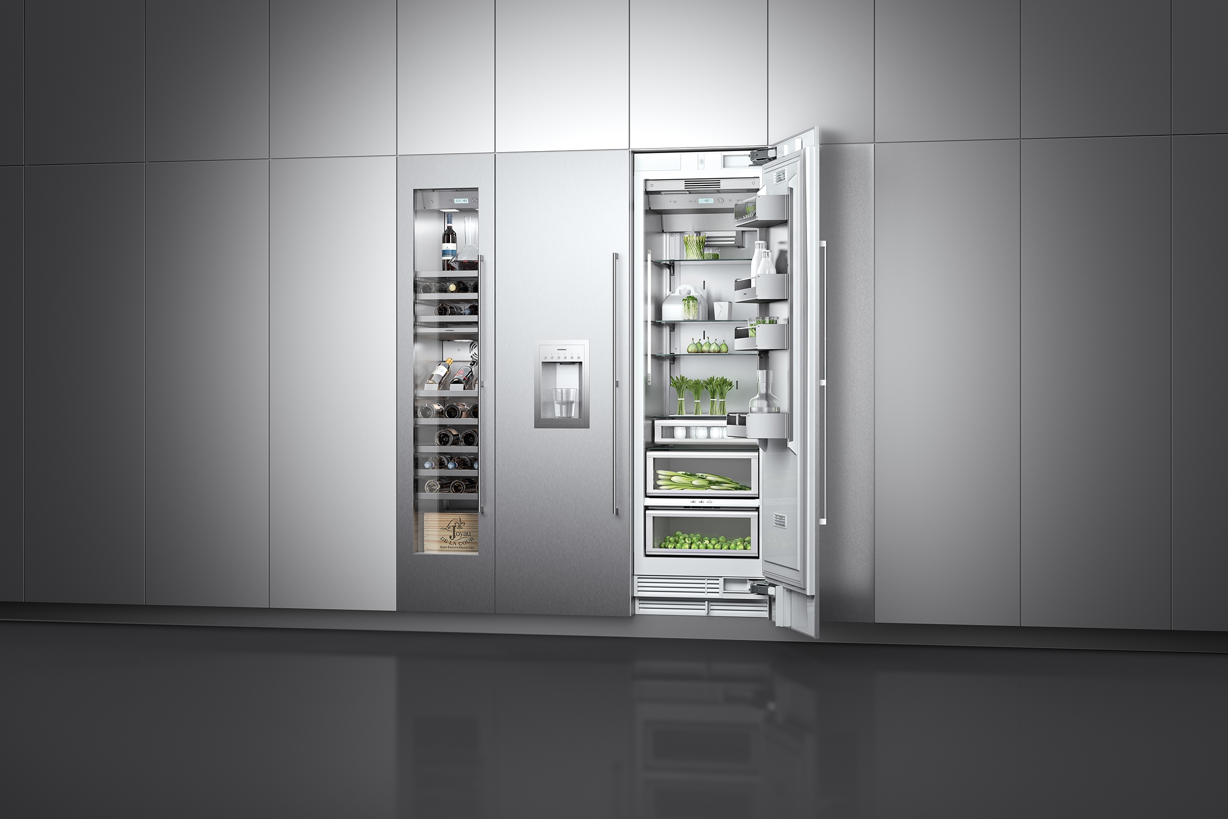 Gaggenau Appliances Calgary Alberta Kuchen