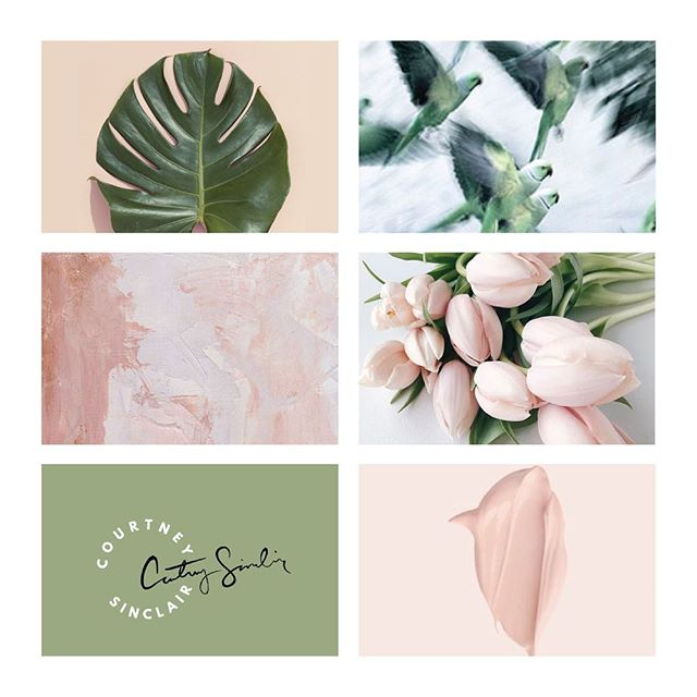 It's the beginning of February which is always the hardest month to get through for me. Thinking forward to spring helps and I'm always a sucker for a pink and green color scheme.