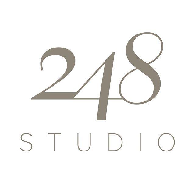 Logo design study for a small interior design studio.