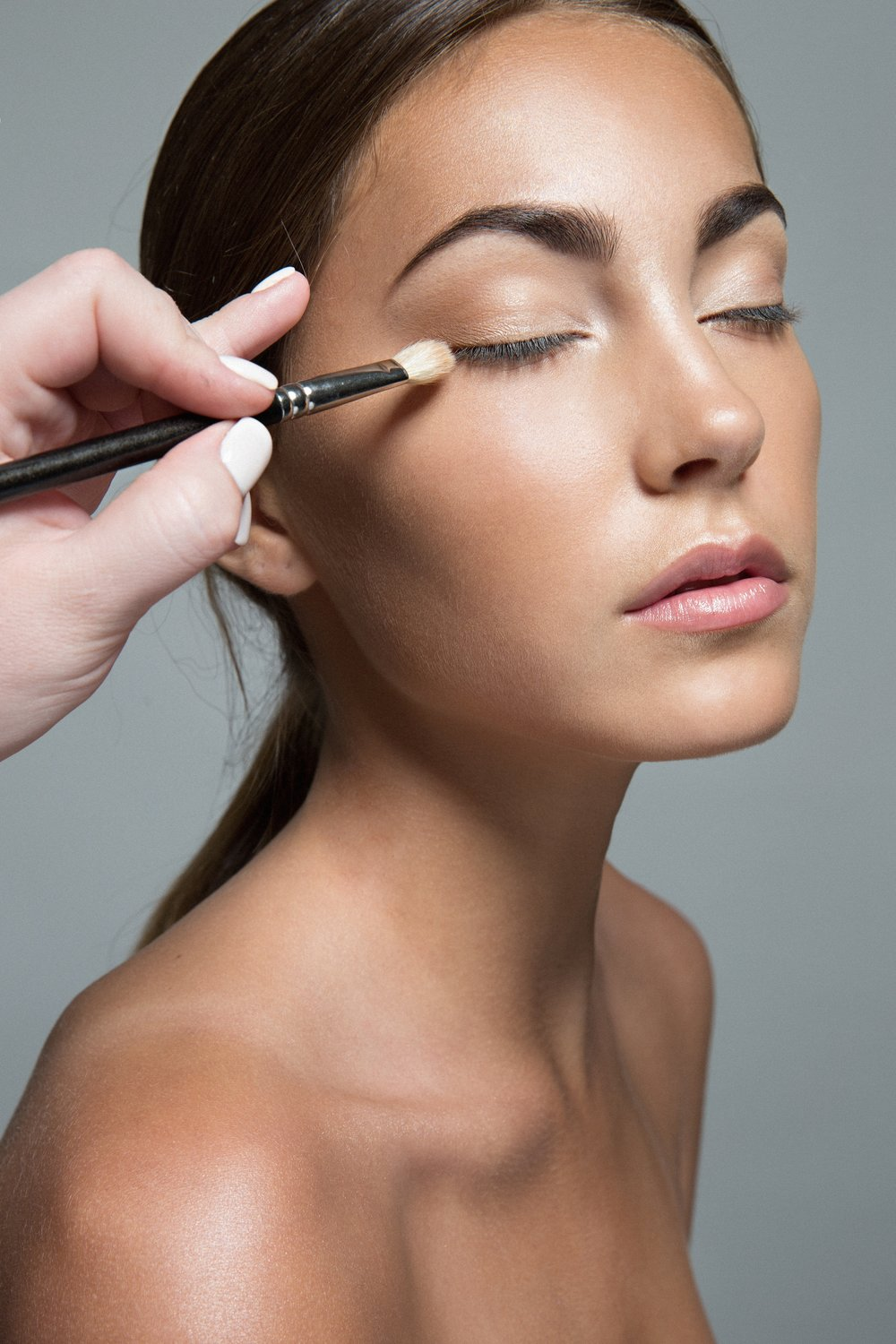 ... on the website if you're looking to learn about make up more in depth, or you're in need of a fresh new look. Bri looks forward to talk makeup with you!