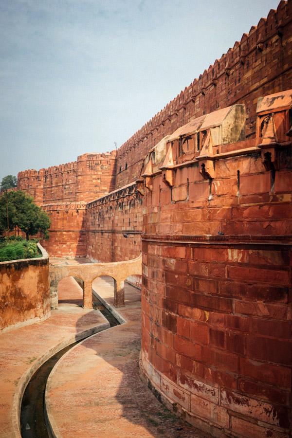 Agra Fort details.
