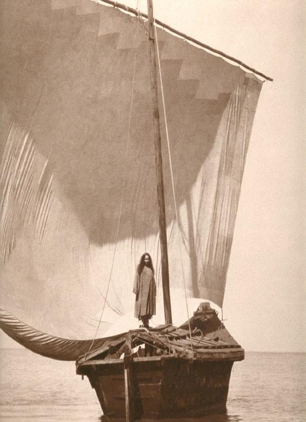 Paramahansa Yogananda, Lake Chapala, MX. 1929